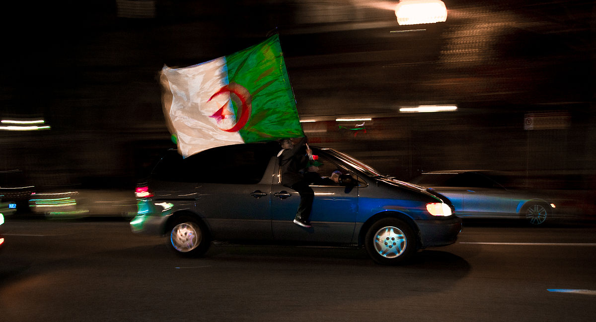 بالصور صور للعلم الجزائري , وصف وشرح العلم الجزائرى 1343 7