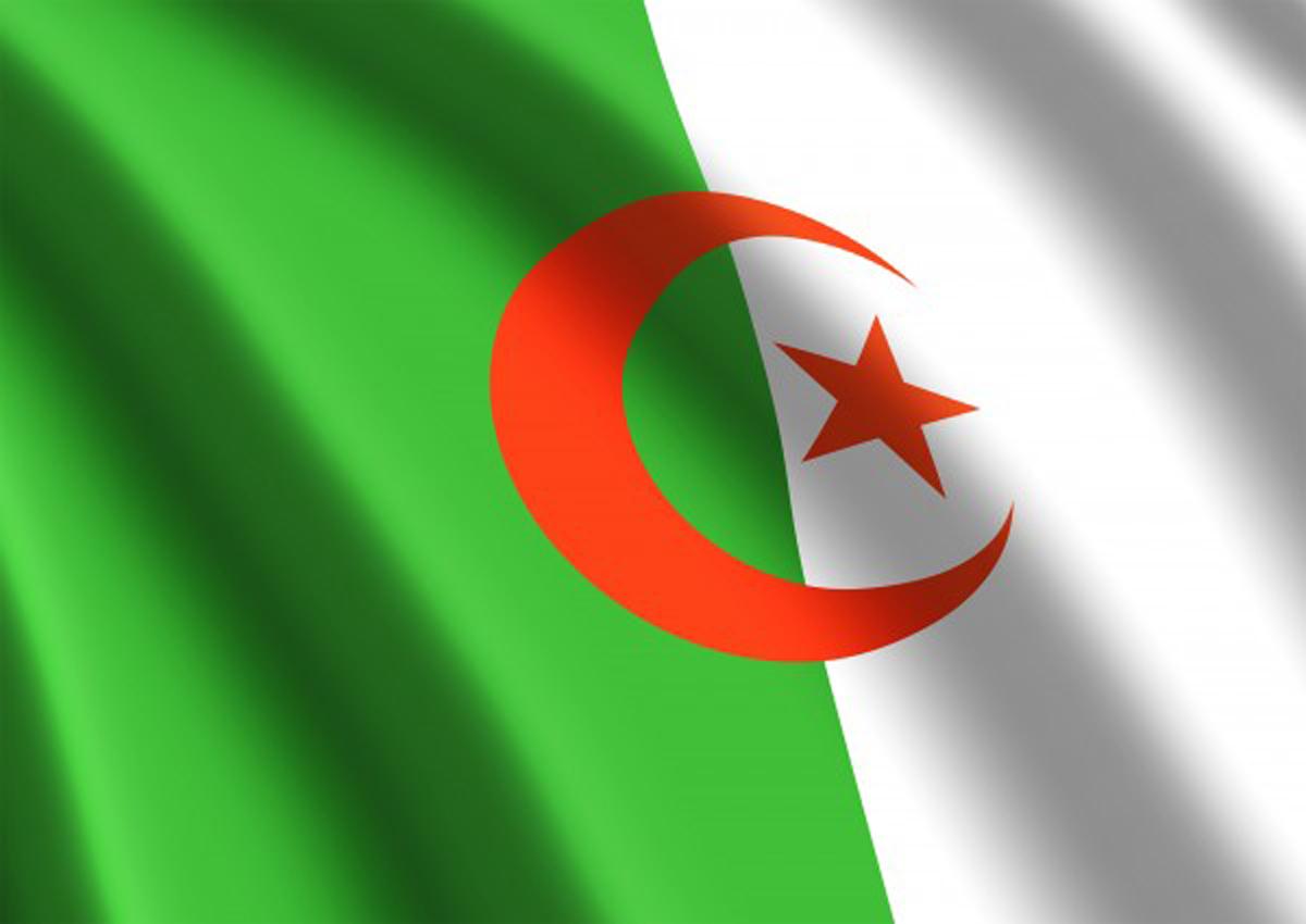 صور صور للعلم الجزائري , وصف وشرح العلم الجزائرى