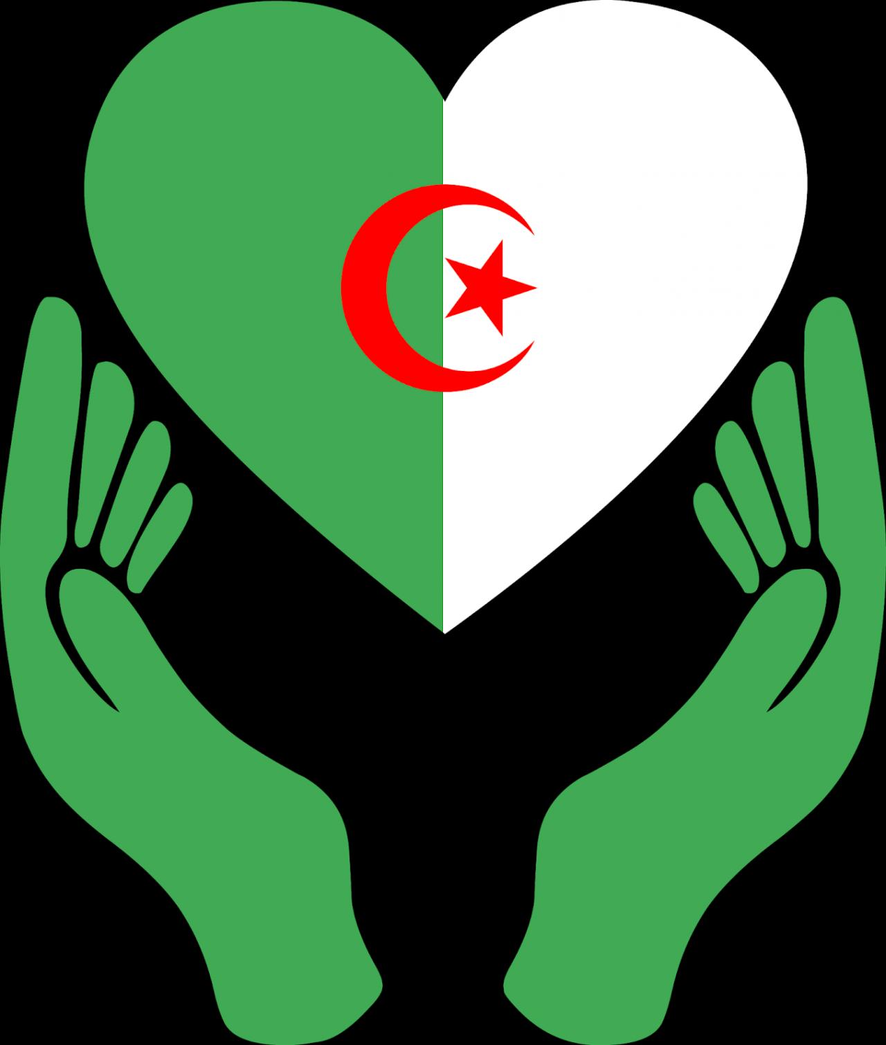 بالصور صور للعلم الجزائري , وصف وشرح العلم الجزائرى 1343