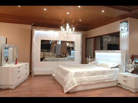 بالصور غرف نوم مودرن مساحات صغيرة , اروع وارق الغرف النوم المودرن 137 1