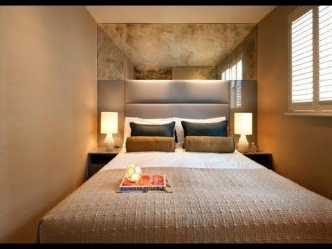 بالصور غرف نوم مودرن مساحات صغيرة , اروع وارق الغرف النوم المودرن 137 4