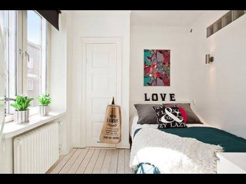 بالصور غرف نوم مودرن مساحات صغيرة , اروع وارق الغرف النوم المودرن 137 6