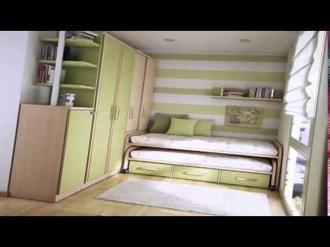 بالصور غرف نوم مودرن مساحات صغيرة , اروع وارق الغرف النوم المودرن 137 8