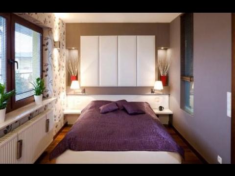 صور غرف نوم مودرن مساحات صغيرة , اروع وارق الغرف النوم المودرن