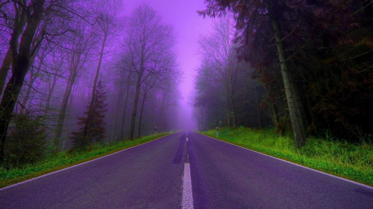 صور رؤية الطريق في المنام , طريق فى منامى وما تفسيره