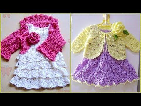بالصور فساتين بنات كروشية , اروع واجمل الفساتين الرقيقة 170 1