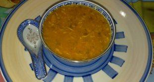 مقادير الحريرة المغربية , اشهر اكلات رمضان فى المغرب