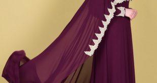بالصور ملابس مناسبات للمحجبات , توافق الجمال مع الحجاب بالملابس 1890 11 310x165