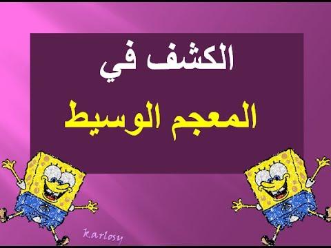 بالصور معنى الكلمات العربيه , معانى لبعض الكلمات العربية 195 1