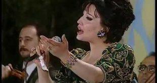 بالصور ربى الجمال اسال روحك , ربي الجمال في احد حفلاتها 1968 3 310x165
