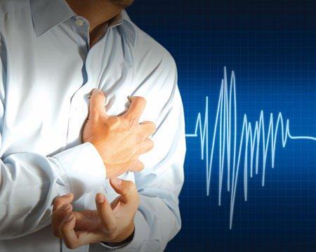 صور اعراض النوبة القلبية , العلامات الشائعه للنوبه القلبيه