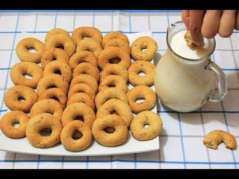 بالصور طريقة عمل كعك اليانسون بالصور , ابسط الطرق الممكنة لعمل الكعك 204 7