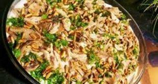 صورة فتة الدجاج بالصور , اروع وابسط الوجبات الغذائية