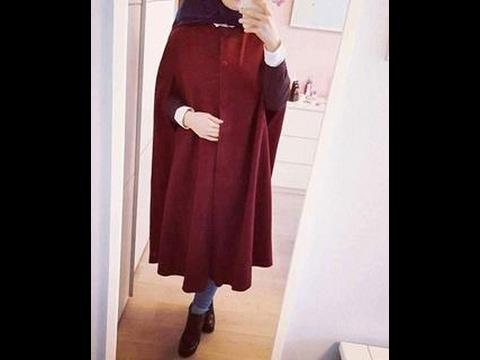 صورة ملابس بنات محجبات 2019 , اروع واجمل الملابس الجميلة 55 6