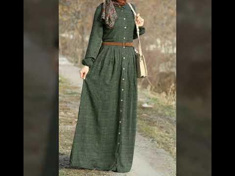 صورة ملابس بنات محجبات 2019 , اروع واجمل الملابس الجميلة 55 9