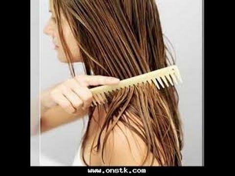بالصور طرق فرد الشعر بالنشا , ابسط الطرق المستخدمة لفرد الشعر 94