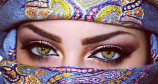 صور صور عيون بنات جميله , احلى جمال يبرز من العيون