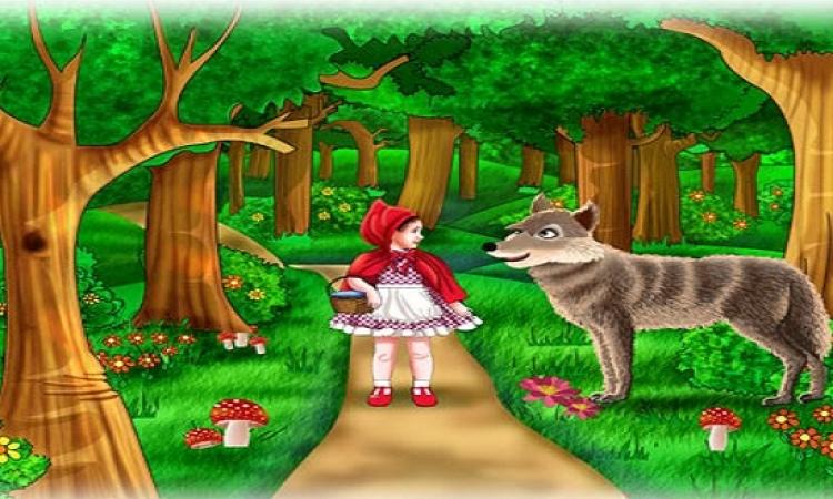 صور قصة ليلى والذئب ملخصة , ليلى والذئب و القصه الحقيقيه