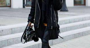 صور ملابس نسائية شتوية , موديلات مختلفه لملابس الشتاء