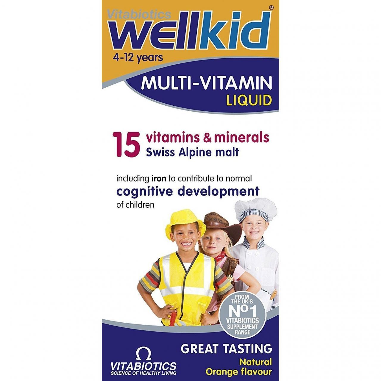 صورة شراب فيتامين للاطفال , افضل فيتامينات شراب للاطفال