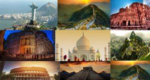 صورة عجائب الدنيا السبع الجديدة بالترتيب , تعرف على اهم العجائب حول العالم