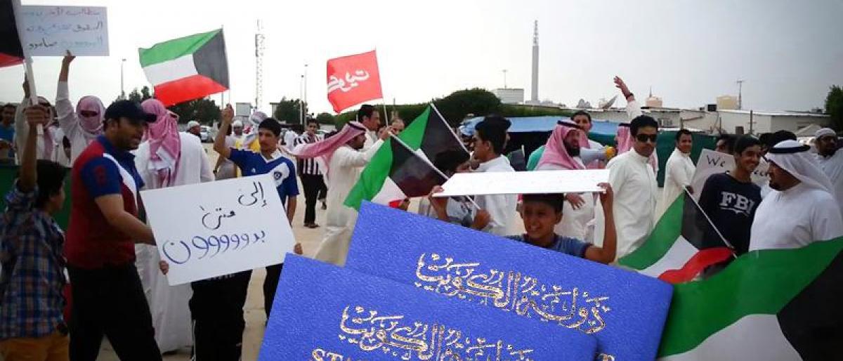 صورة من هم البدون في الكويت , البدون من هم واين يعيشون