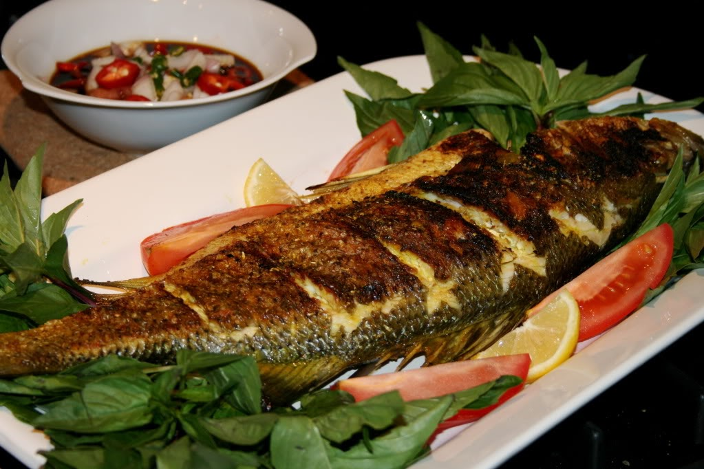صورة اكل السمك في المنام , تفسير السمك فى المنام