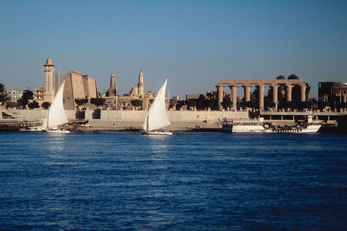 صورة موضوع تعبير عن نهر النيل واهميته , الثروه الغنيه بها مصر