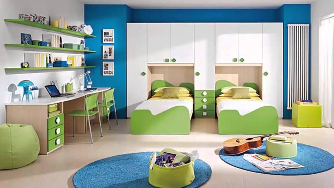 صور ديكورات غرف اطفال اولاد , احدث التصميمات فى غرف الاطفال