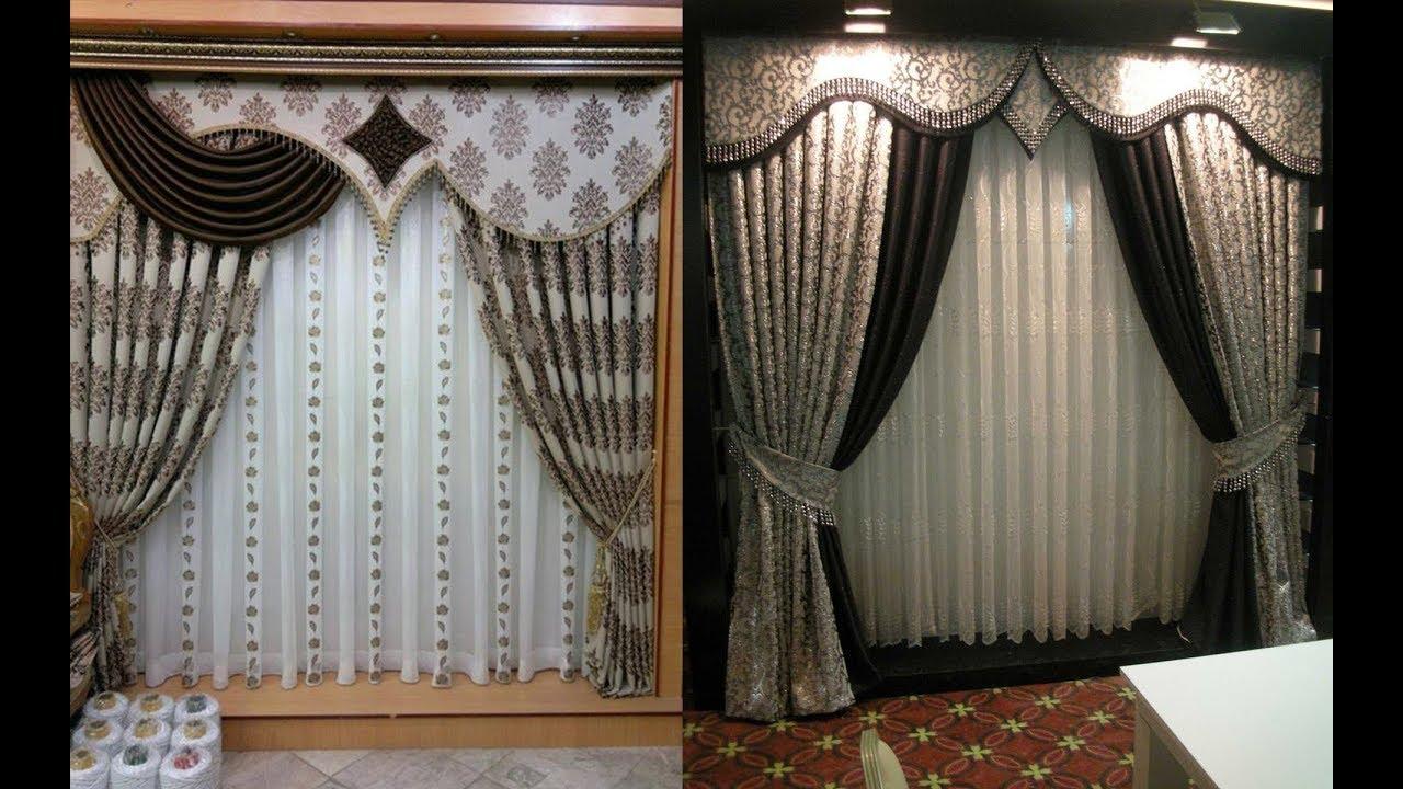 صور احدث انواع الستاير , اختلاف شكل المنزل من خلال الستاير البسيطه
