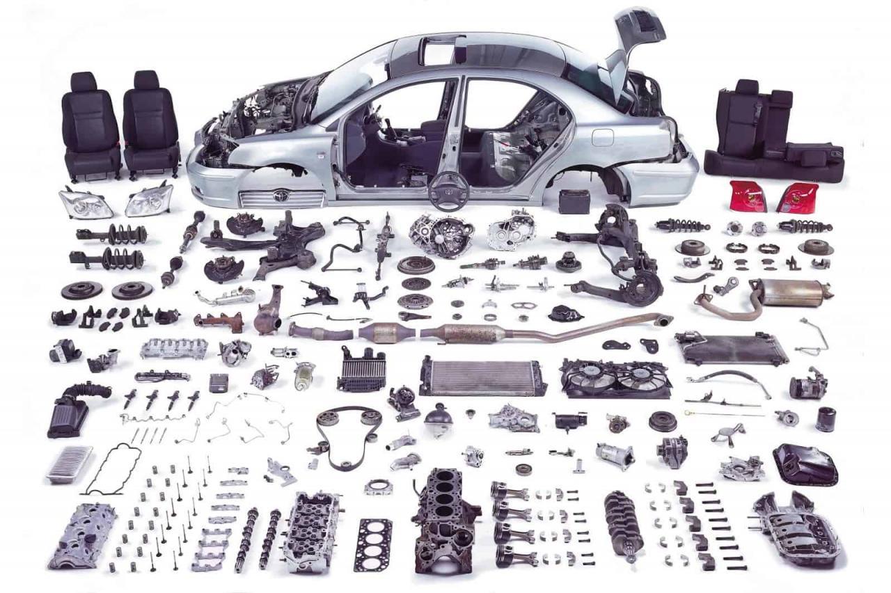 صور اسماء قطع غيار السيارات , اجزاء و مكونات السياره