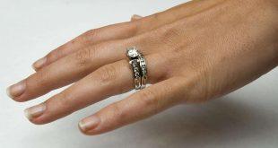 صور تفسير خاتم الفضة في المنام , الفضه و ارتدائها في الحلم