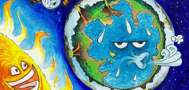 صور اسباب ظاهرة الاحتباس الحراري , ما هيا الاسباب التى ينتج عنها الاحتباس الحراري
