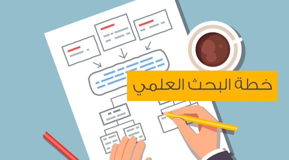صورة خطة بحث تربوي , البحث التربوي وعناصره