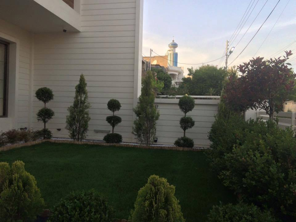 صورة حدائق منزلية عراقية , اجمل الحداىق العراقيه التى تكون بالمنزل