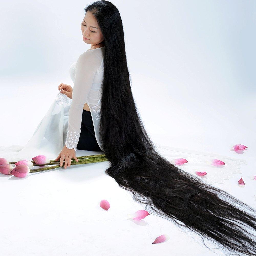 صور تطويل الشعر بسرعة , لكل عروسة خلطة سهله مضمونه للشعر