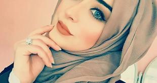 صور صور فتيات جميلات محجبات , رمزيات بنات مسلمة محتشمه