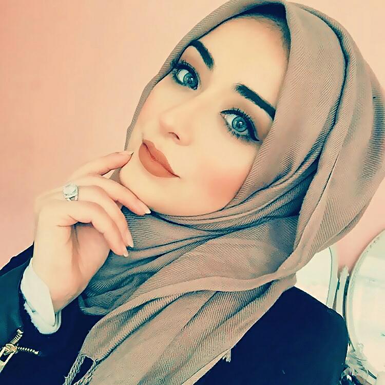 صورة صور فتيات جميلات محجبات , رمزيات بنات مسلمة محتشمه