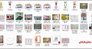 صور افكار لتزيين الفصول المدرسيه بالصور , زينه فصل دراسي