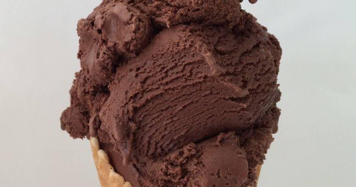 صورة ايس كريم شوكولاته , نكهه الشيكولاته علي ايس كريم 6917