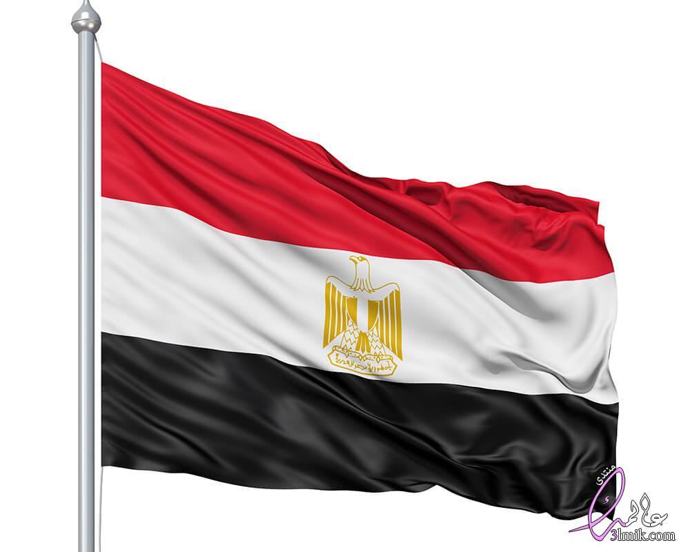 صورة صوره لعلم مصر , صور علم ام الدنيا