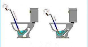 صور اصلاح انسداد المرحاض , كيف تسليك مرحاض