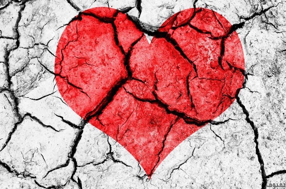 صورة قلب مجروح صور , صور قلوب تعبر عن الحزن