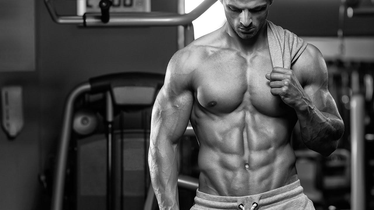 صورة تمارين منزلية لتضخيم العضلات , زياده كتله العضلات بالتمارين