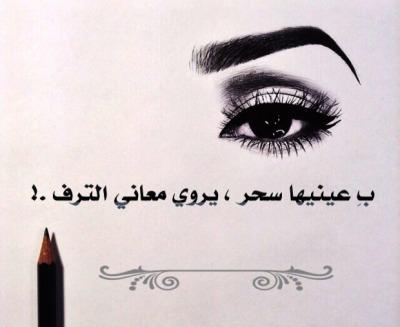 صورة غزل في العيون , اجمل شعر وصف العيون