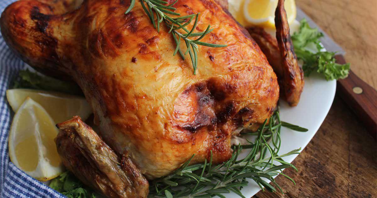 صورة كيفية تحمير الدجاج , اسهل طريقه لتسويه الدجاج