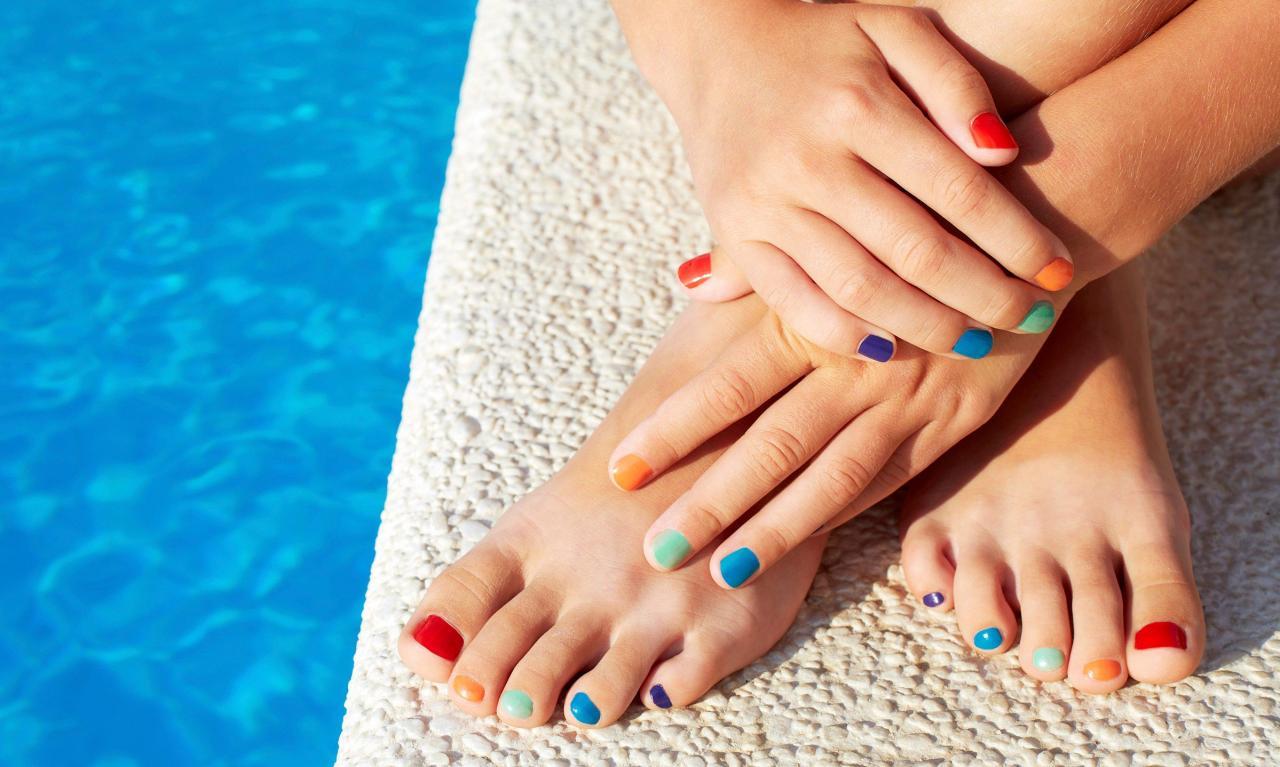 صور اصابع اقدام , اصابع قدم انيقة وجميلة وغريبة - احلام
