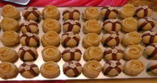 صور حلويات شميشة بالصور والمقادير , الحلويات المغربية شميشة سهلة التحضير