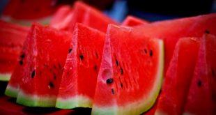 صورة صور بطيخ احمر , لحر الصيف البطيخ اللذيذ