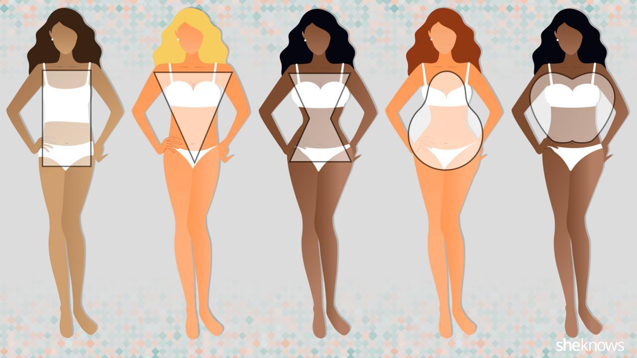 صور جمال جسم المراة بالصور , كيف يبدو شكل جسم المراة